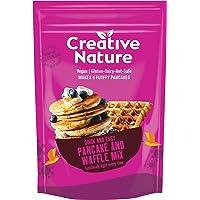 Creative Nature Pancake and Waffle Mix, 266 g,702823