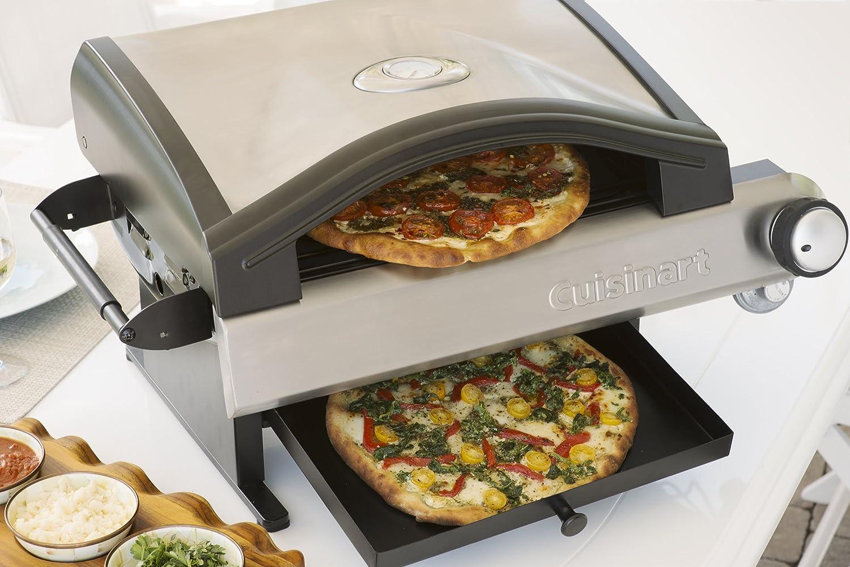 Amazon.com : Cuisinart CPO 600 Alfrescamore Portable Outdoor Pizza Oven :  Garden U0026 Outdoor