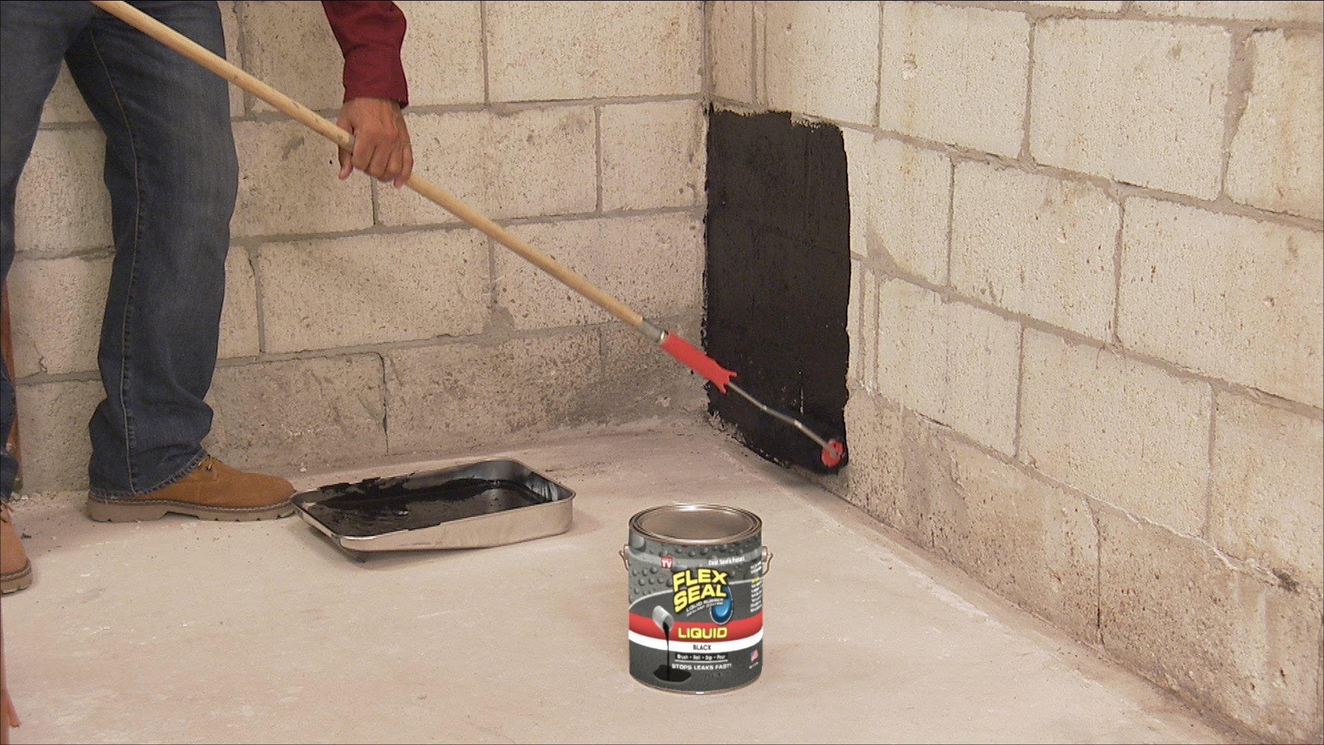 Flex Seal Liquid Rubber in a Can, 32-oz, Black by Flex Seal Liquid (Image #6)
