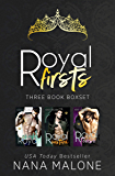 Royal Firsts: Royal Romance