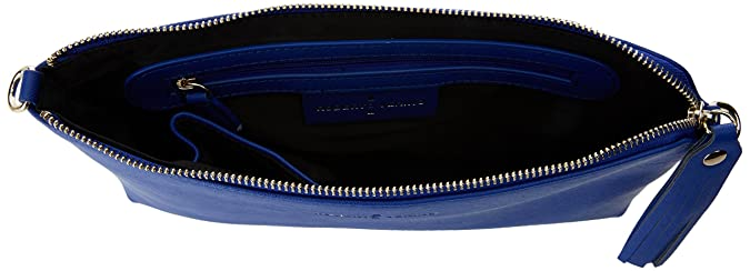Roberto Verino Clutch Lisa, Cartera de mano para Mujer, Beige (Zafiro) 3x18x29 cm (W x H x L): Amazon.es: Zapatos y complementos