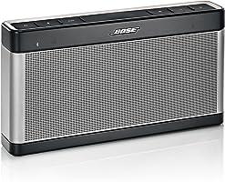 Bose SoundLink Bluetooth speaker III, color sin estuche