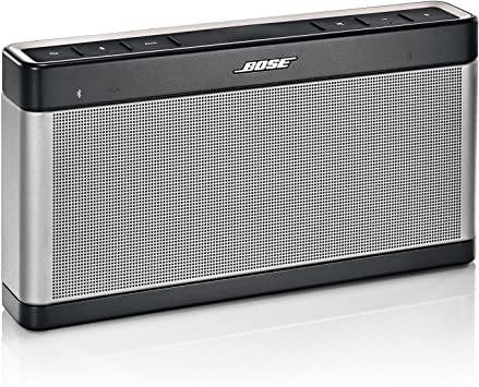 Amazon Com Bose Soundlink Bluetooth Speaker Iii Home Audio Theater