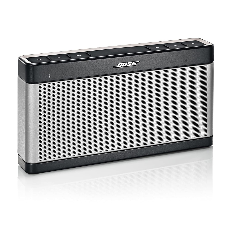 Bose Soundlink Bluetooth Speaker Iii Home Audio Theater Music Desktop 21 Mega Boom Series If 2103 Blue