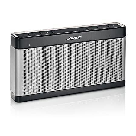 The 8 best bose soundlink bluetooth iii speaker for portable use wireless silver