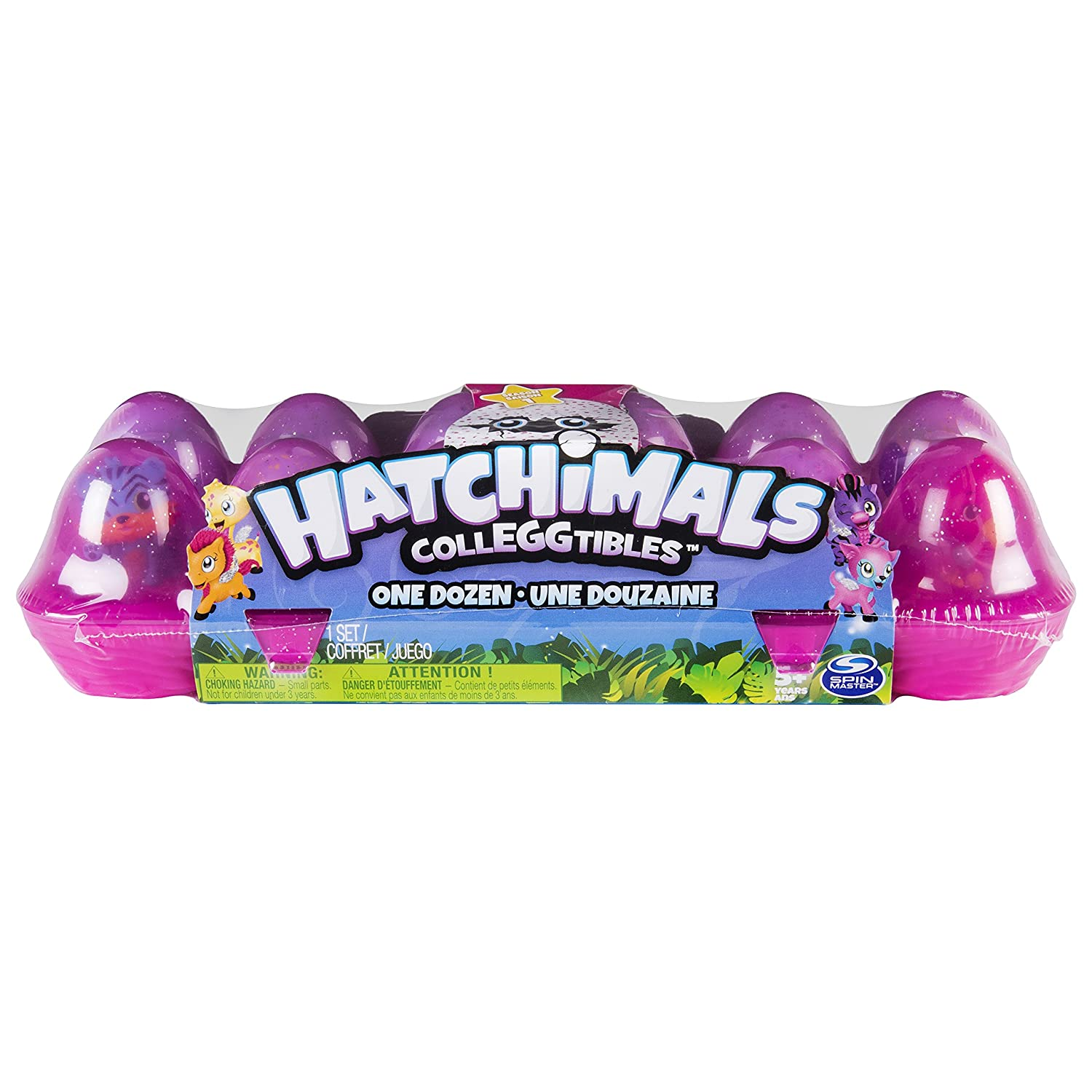 Spin Master Hatchimals CollEGGtibels Eierkarton pieza