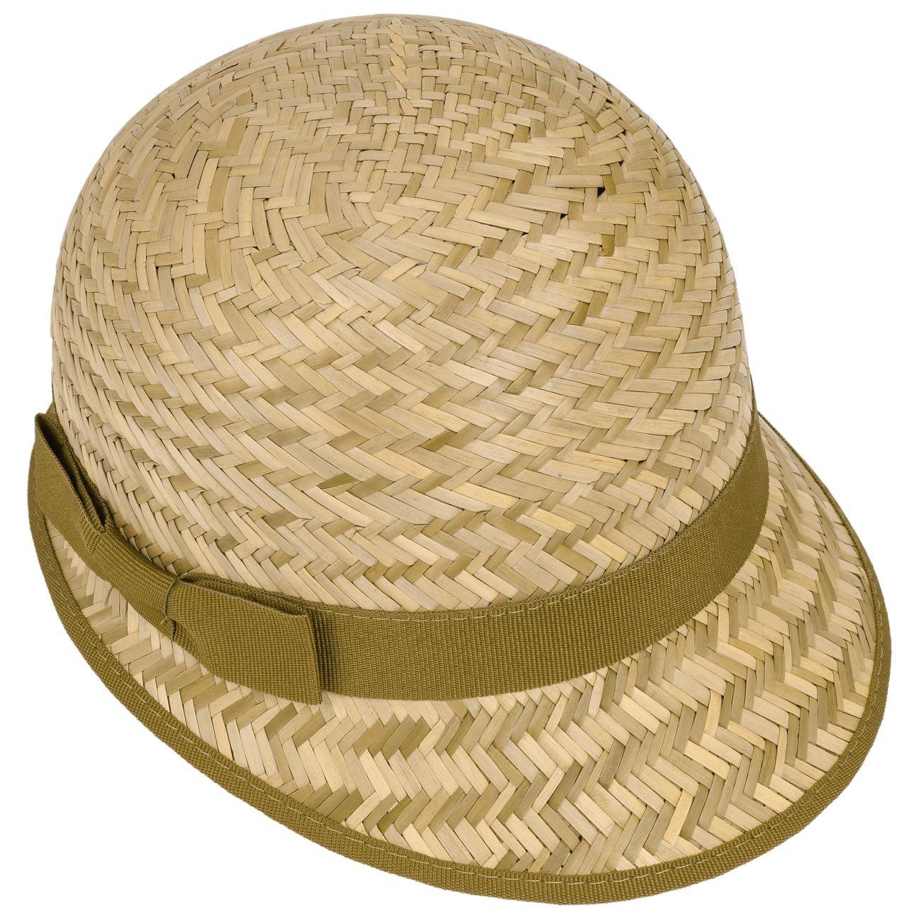 Dalaja Strohcap Cap Kappe Sommercap Damencap Strandcap Strohvisor Strandmütze