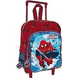 Spiderman School Bag on Wheels - For Crèche and Nursery school