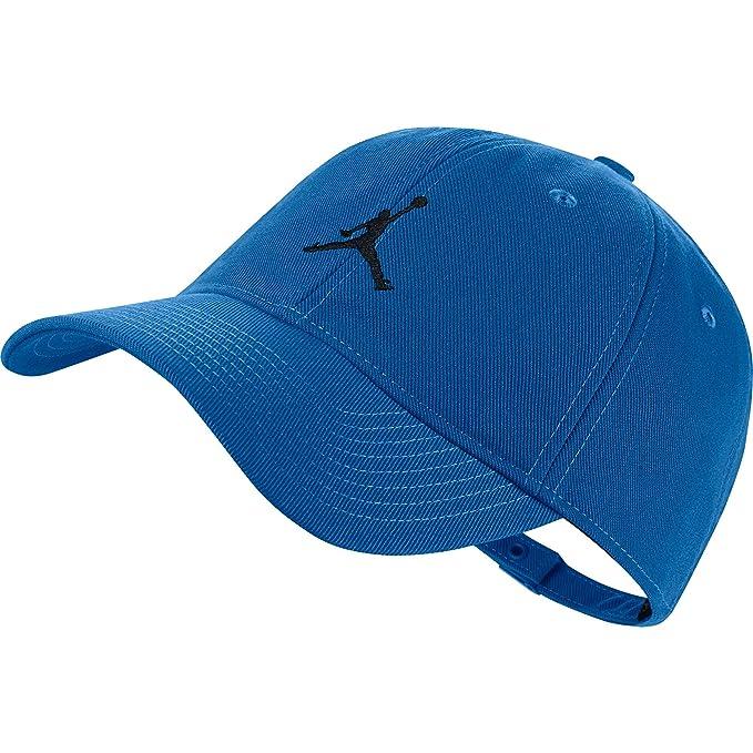 e58676f0e Amazon.com: Jordan Floppy H86 Adult Unisex Strapback Hat Cap Team ...