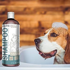 2. Paws & Pals Dog-Shampoo