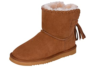 Kemi Women's Tori Fashion Short Winter Boot