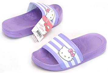 ad6787120 Image Unavailable. Image not available for. Color: Hello Kitty LALA Lovely  Women Girls Summer Slippers Shoes ...