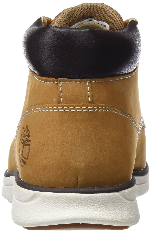 482d4fce Timberland Bradstreet Leather Sensorflex, Zapatillas Chukka para Hombre:  Timberland: Amazon.es: Zapatos y complementos