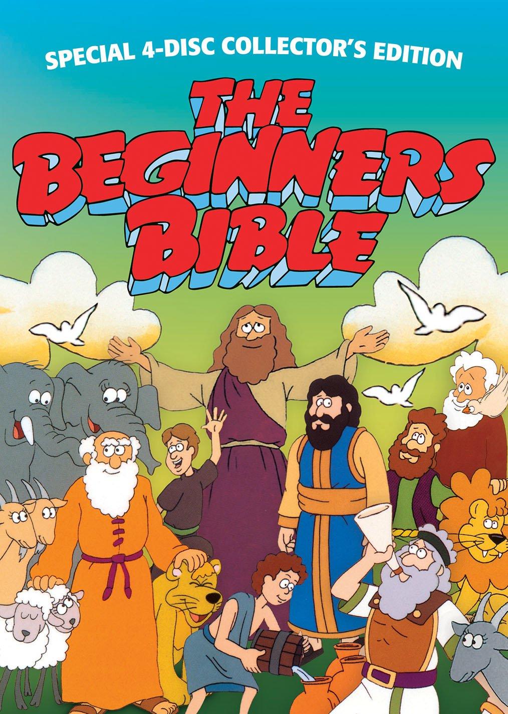amazon com the beginner u0027s bible 4dvd box set n a movies u0026 tv