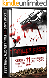 Thriller Firsts: Series Starters from 11 Bestselling Authors