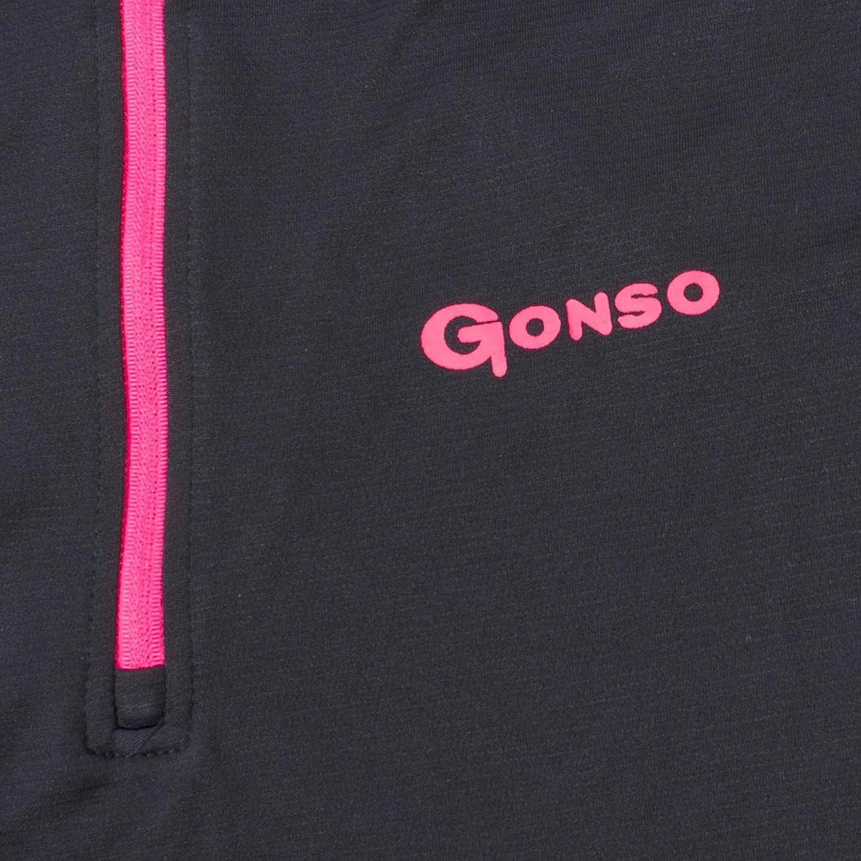 Gonso Litha Damen Rad Trikot Polo Shirt