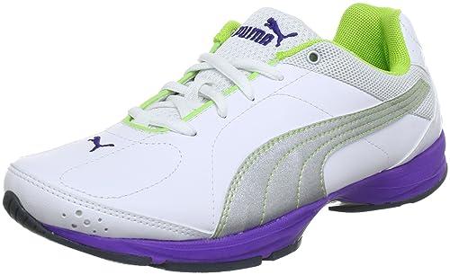 Sneaker Wylie 186212 Eternity Puma Donna L Wn's weiß Bianco qwIwXd