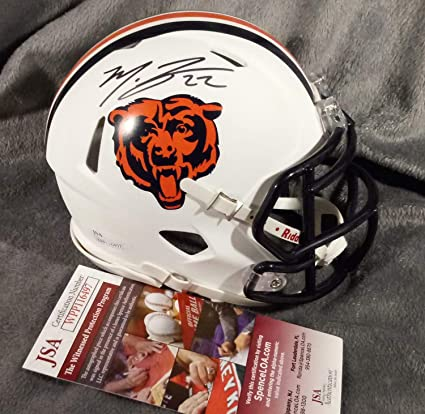 newest collection 44f26 04393 Amazon.com: Matt Forte Autographed Signed Chicago Bears ...