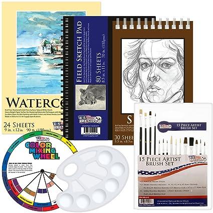 Artist Drawing Art Supplies