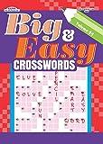 Big & Easy Crosswords Puzzle Book-Volume 24