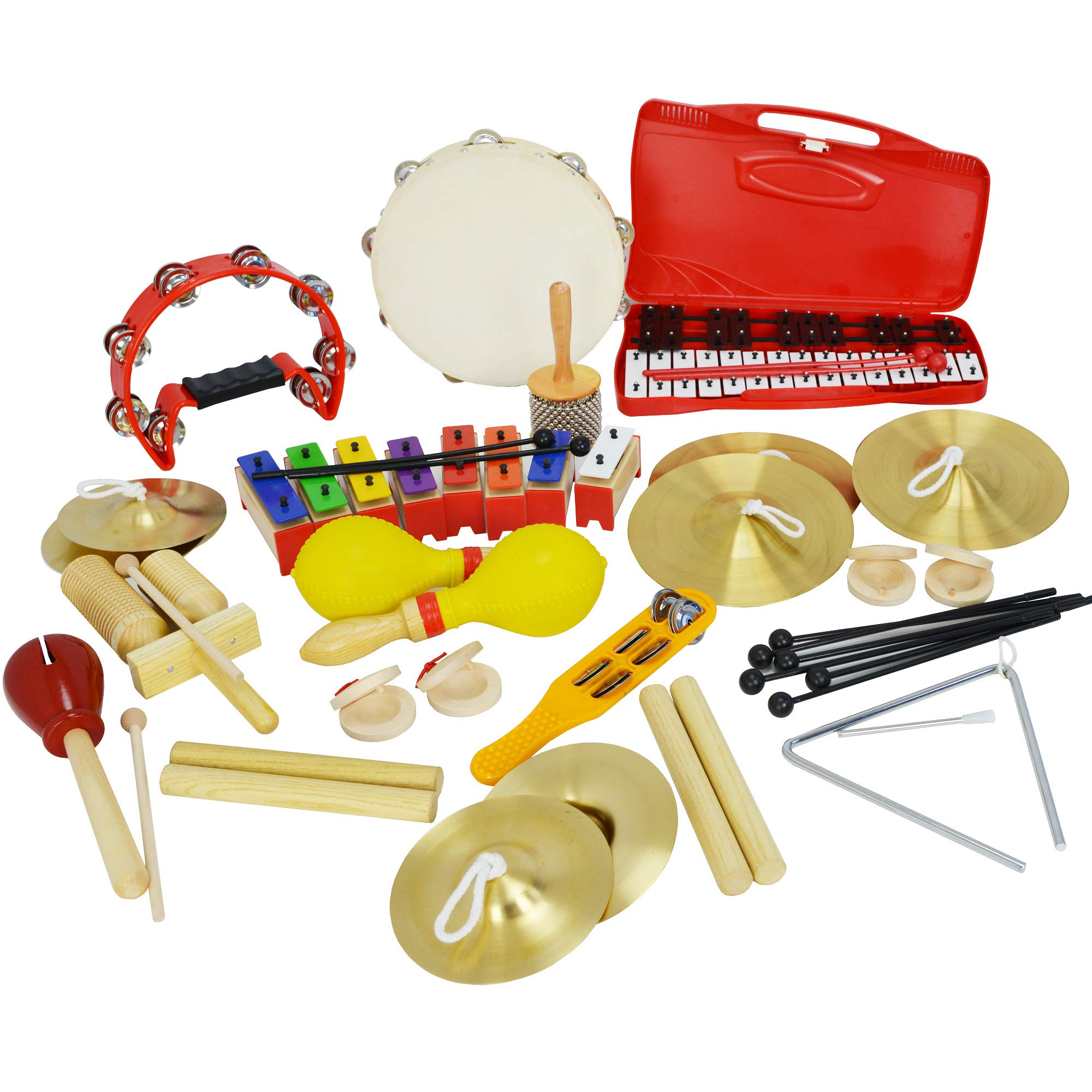 A-Star Keystage 2 Percussion Class Set by Astar (Image #2)