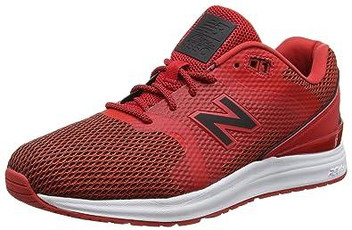 New Balance Herren 1550 Sneaker, Rot