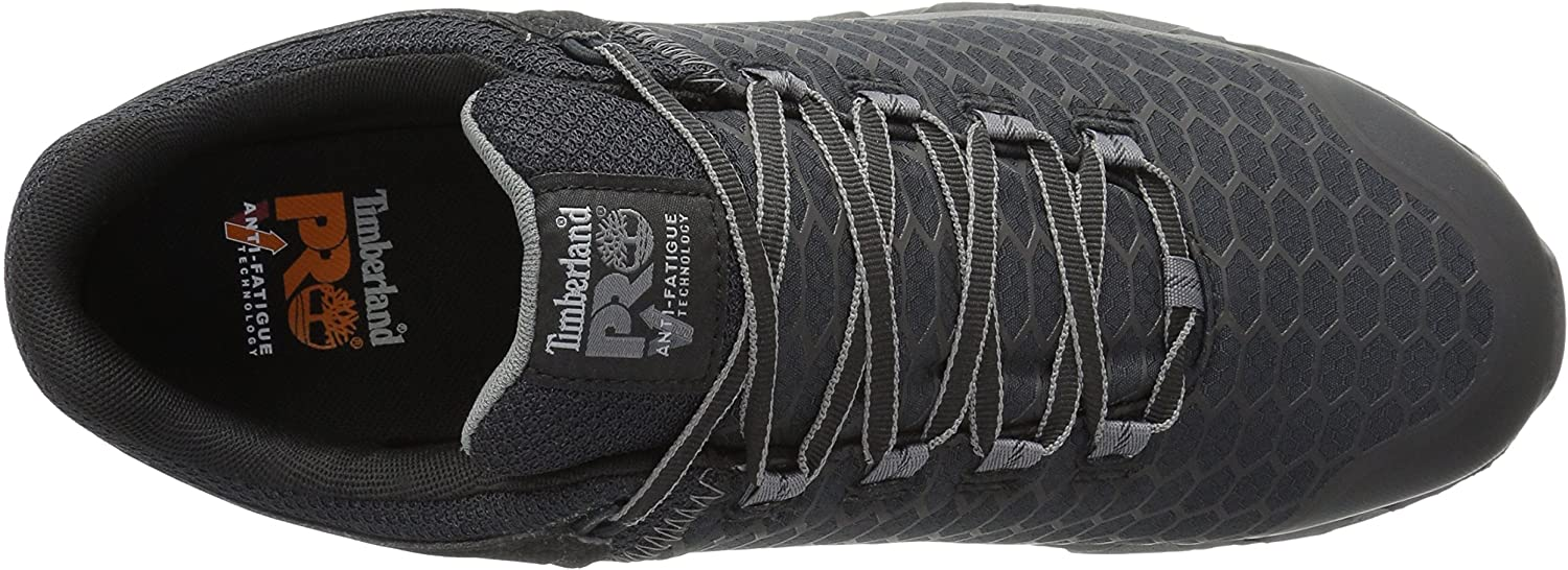 Timberland PRO TB0A176A001 Mens Powertrain Sport Alloy Toe EH Industrial and