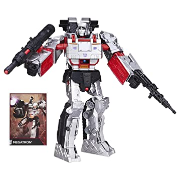Transformers Generations Combiner Wars Megatron Figure Amazonco