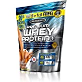 Muscletech Premium 100% Whey Protein - 2.26 kg (Deluxe Chocolate, Extra 450 g)