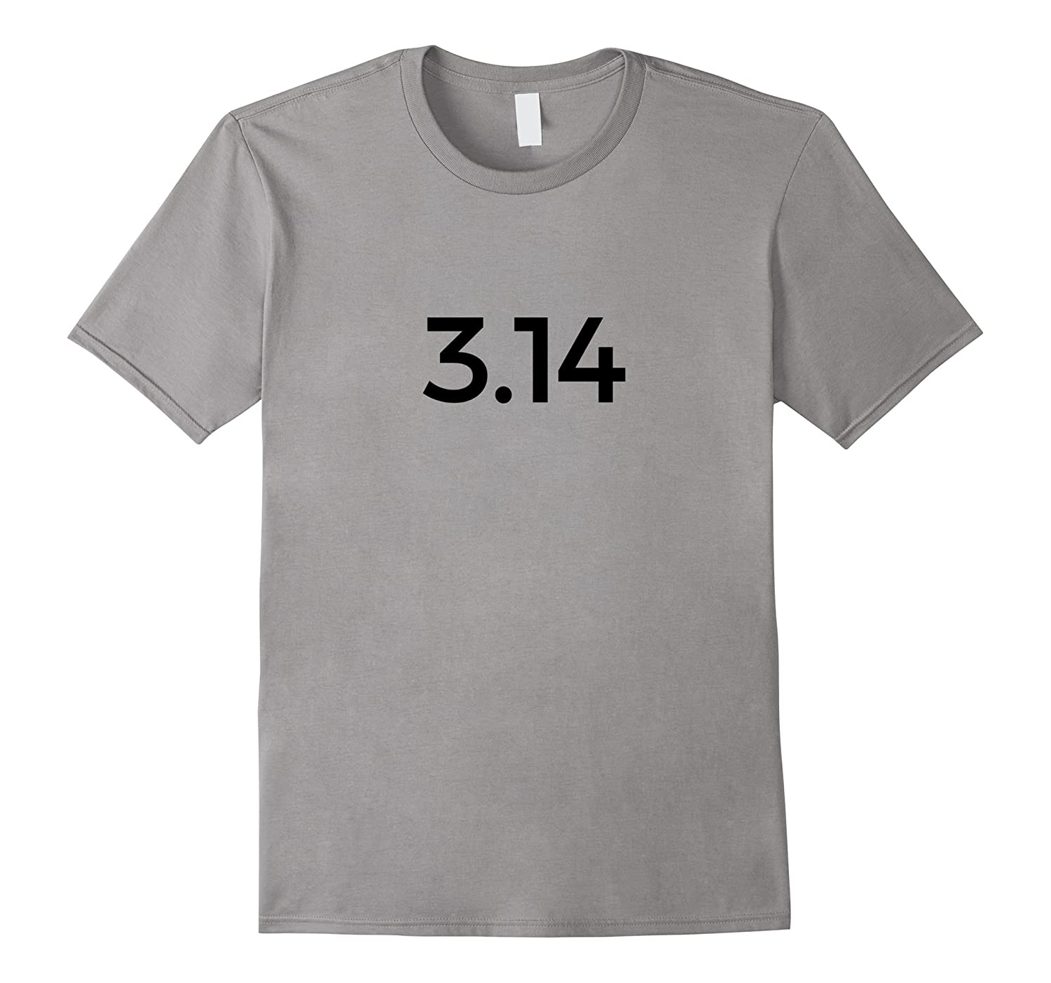 314 Pi on your shirt funny math shirt-CD