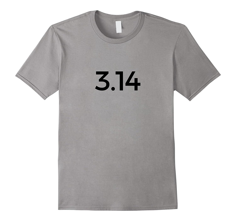 314 Pi on your shirt funny math shirt-CD