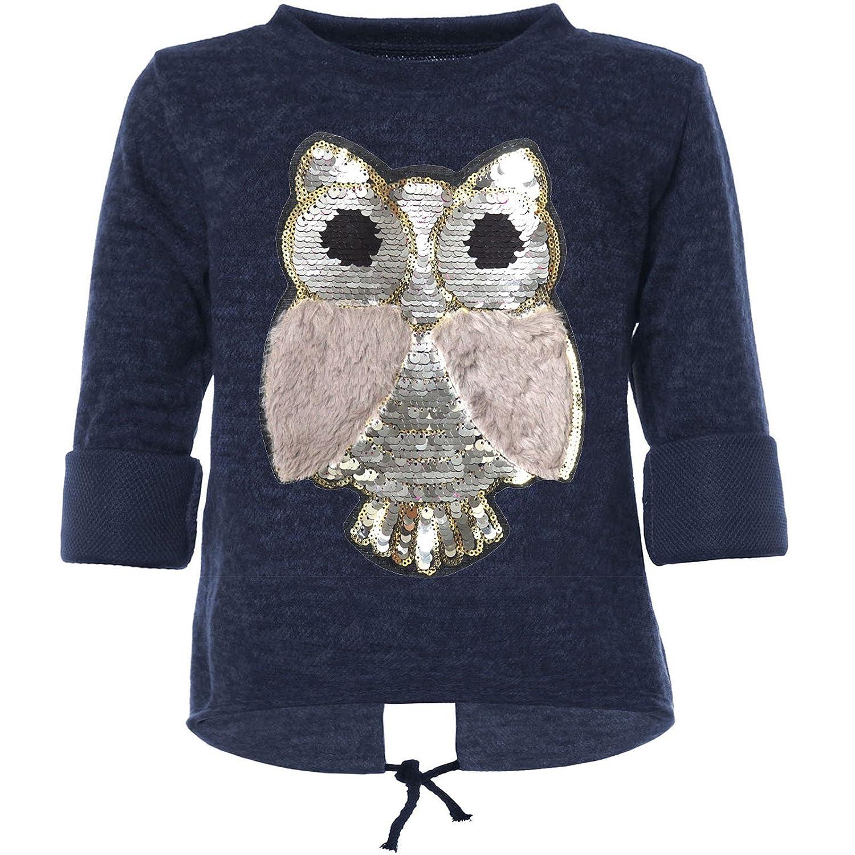 BEZLIT Mädchen Pullover Wende-Pailletten Sweatshirt 21584