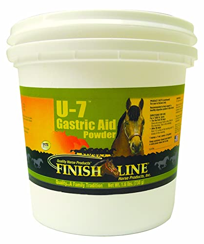 Finish Line Horse Products U- 7 Powder