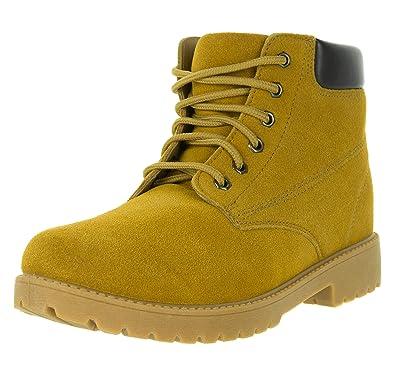 online store c7427 12bef Beppi Bottes d hiver pour Hommes   Chaud et Confortable   en Cuir Suédé  Véritable