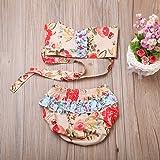 Baby Girls Swimwear Two Piece Swimsuits Beach Wear