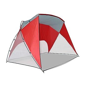 Caravan Canopy Sport Shelter Red  sc 1 st  Amazon.com & Amazon.com: Caravan Canopy Sport Shelter Red: Garden u0026 Outdoor