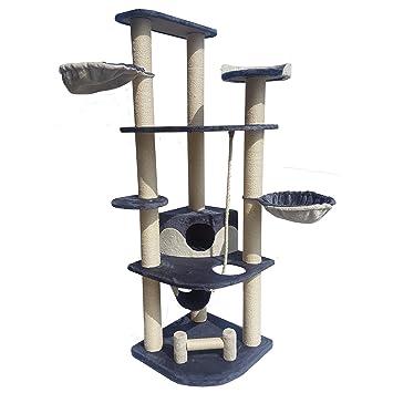 aquag tipo XXL PREMIUM parte tronco Rascador Árbol para gatos gato parte Árbol Escalada Árbol para
