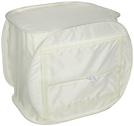 ALZO 10u0026quot; Photo Light Tent Cube for Macro Studio (no Backgrounds) - with  sc 1 st  Amazon.com & Amazon.com : ALZO 10