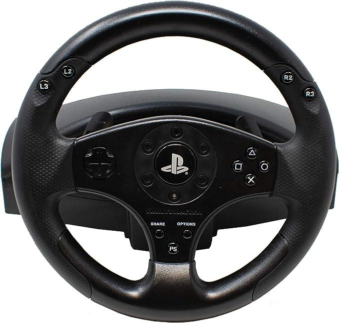I-CHOOSE LIMITED Volante Racing T80 para Playstation 3/4: Amazon.es: Electrónica