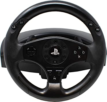 I-CHOOSE LIMITED Volante Racing T80 para Playstation 3/4: Amazon ...