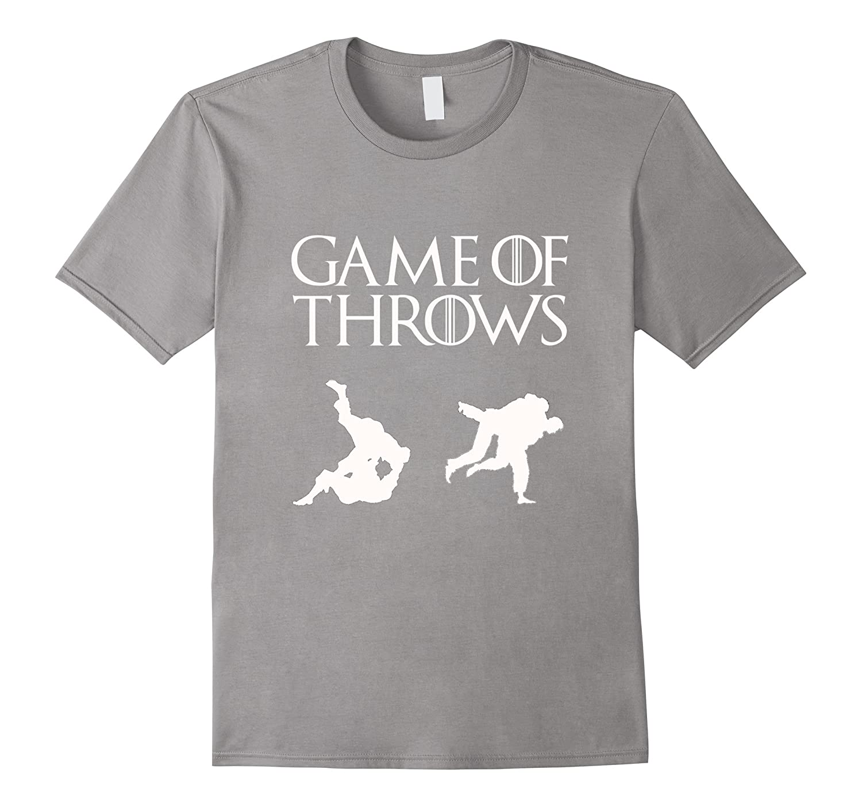Mixed Martial Arts Game of Throws T-shirt-T-Shirt