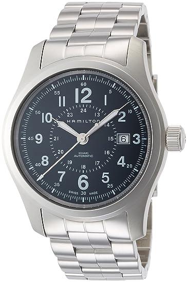 Hamilton Reloj Analogico para Hombre de Automático con Correa en Acero Inoxidable H70605143