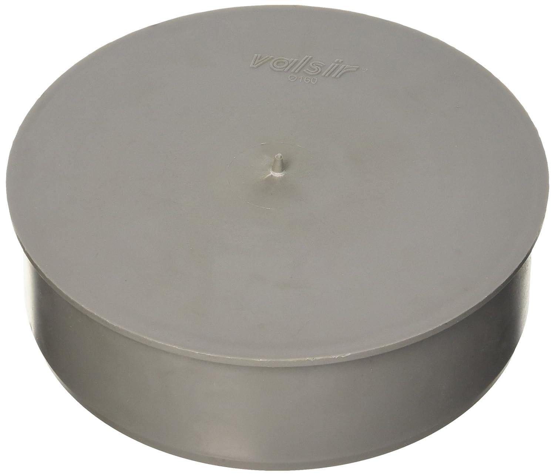 Bampi mo160000 Raccord HTM Bouchon de fermeture diamè tre 160, blanc