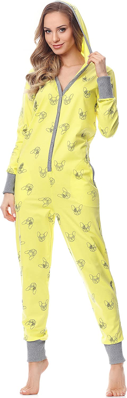 Merry Style Pigiama Intero Donna MSLL1005