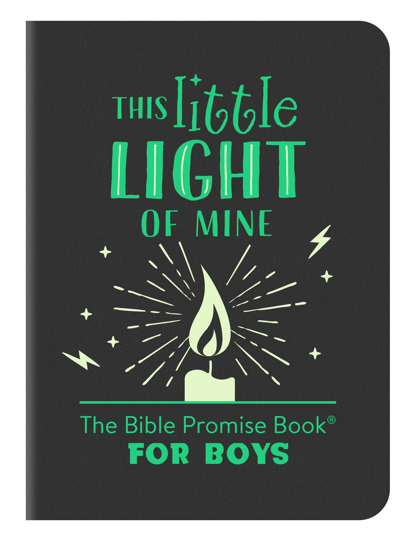 This Little Light of Mine: The Bible Promise Book for Boys Imitation  Leather – February 14, 2018