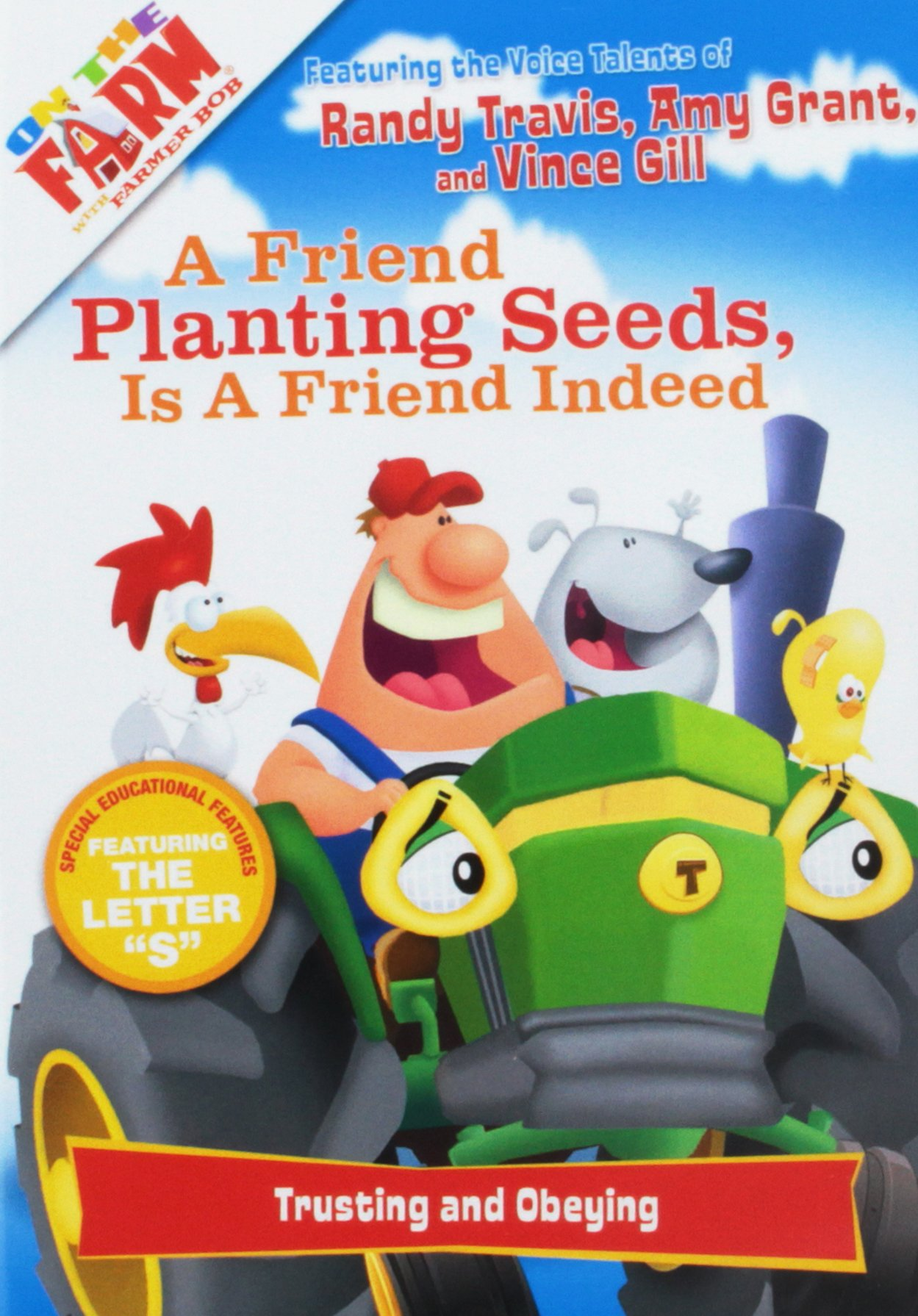 A Friend Planting Seeds Is a Friend Indeed: Literacy Edition by HarperCollins Christian Pub.