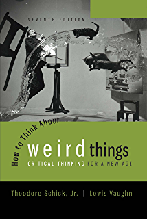 Thinking critically about ethical issues kindle edition by vincent how to think about weird things critical thinking for a new age fandeluxe Choice Image
