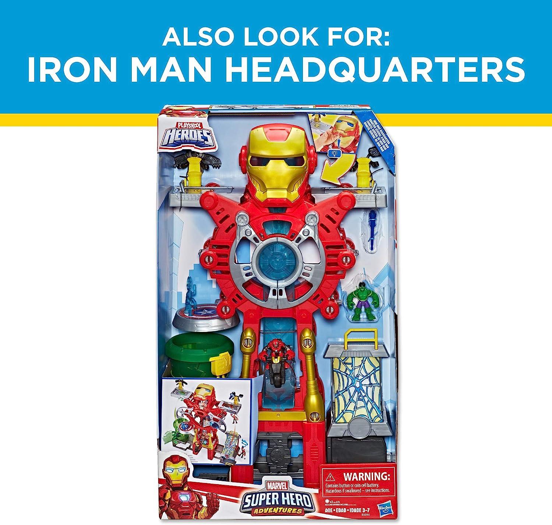 """PlaySkool Heroes Nick Fury 2.5/"""" Figurine Marvel Super Hero Squad Avengers"""