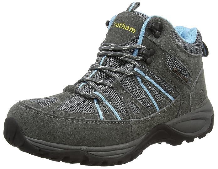 Jasper, Chaussures de Randonnée Hautes Femme - Gris (Grey Blue) - 37 EU (Taille Fabricant : 4 UK)Chatham Marine