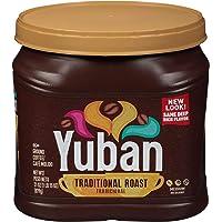 Yuban Ground Coffee Traditional Medium Roast 31 Ounce Canister